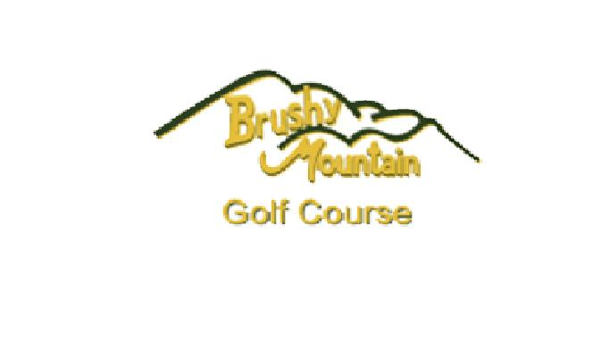 Brushy Mountain Golf Course Layout Brushy Mountain Golf Course
