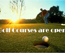 CoursesAreOpen