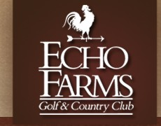 Echo Farms Golf
