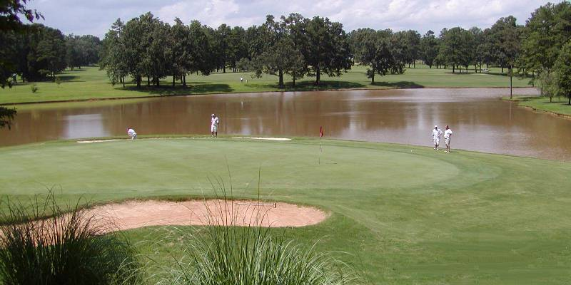 fort jackson golf course Fort Jackson Golf Club, Old Hickory Course