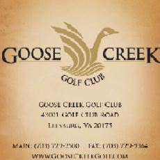 Goose Creek Golf Club
