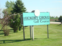 Hickory Grove Golf Course