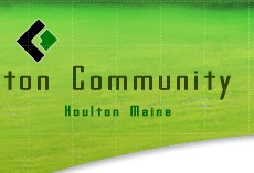 Houlton Commubity Golf club
