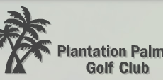 PLANTATION PALMS GC