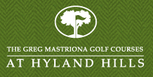 the greg mastriona golf courses